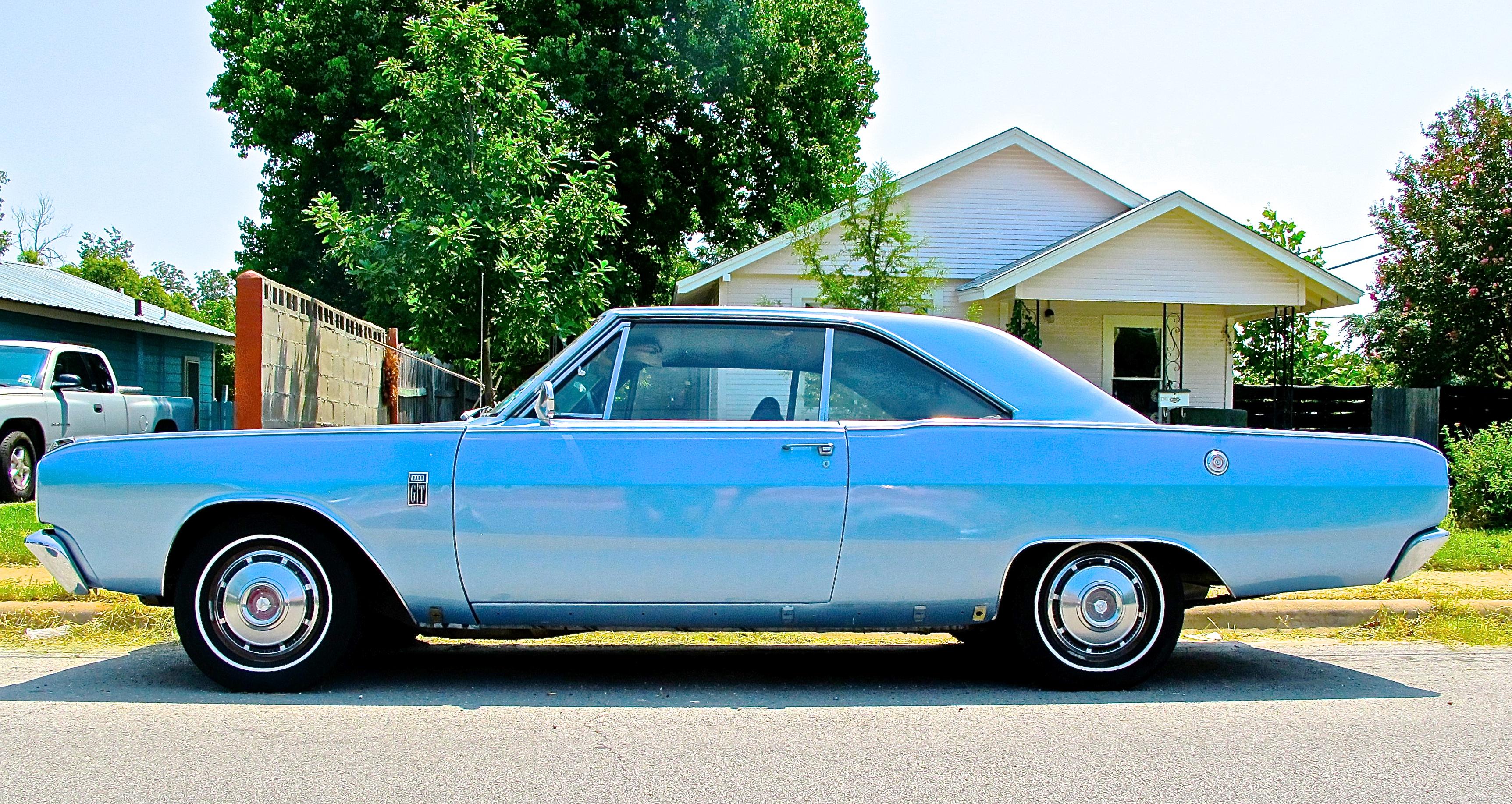 1967 Dodge Dart GT in Austin TX side | ATX Car Pictures ...