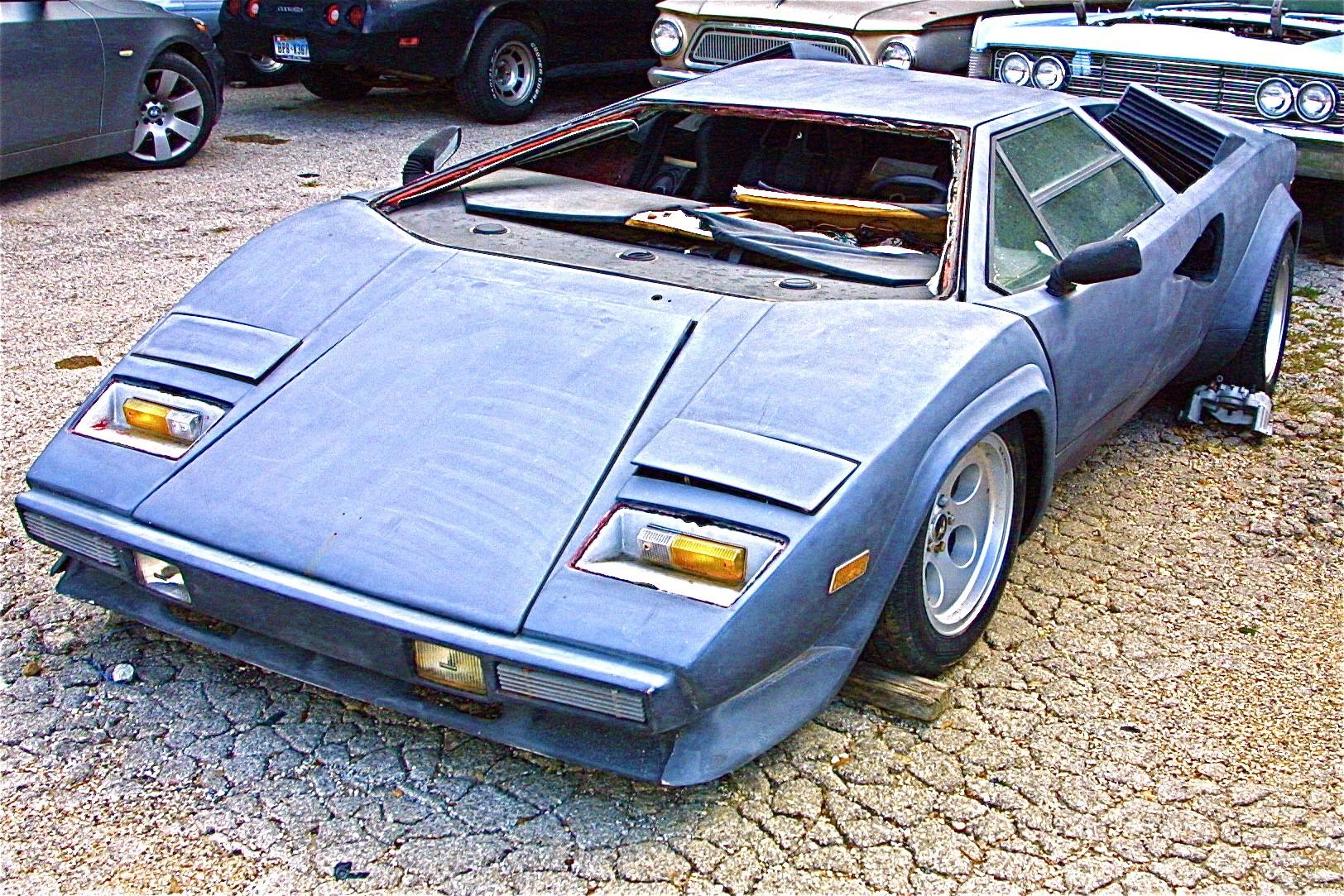 First Lamborghini Car Ever Made Www Imgkid Com The