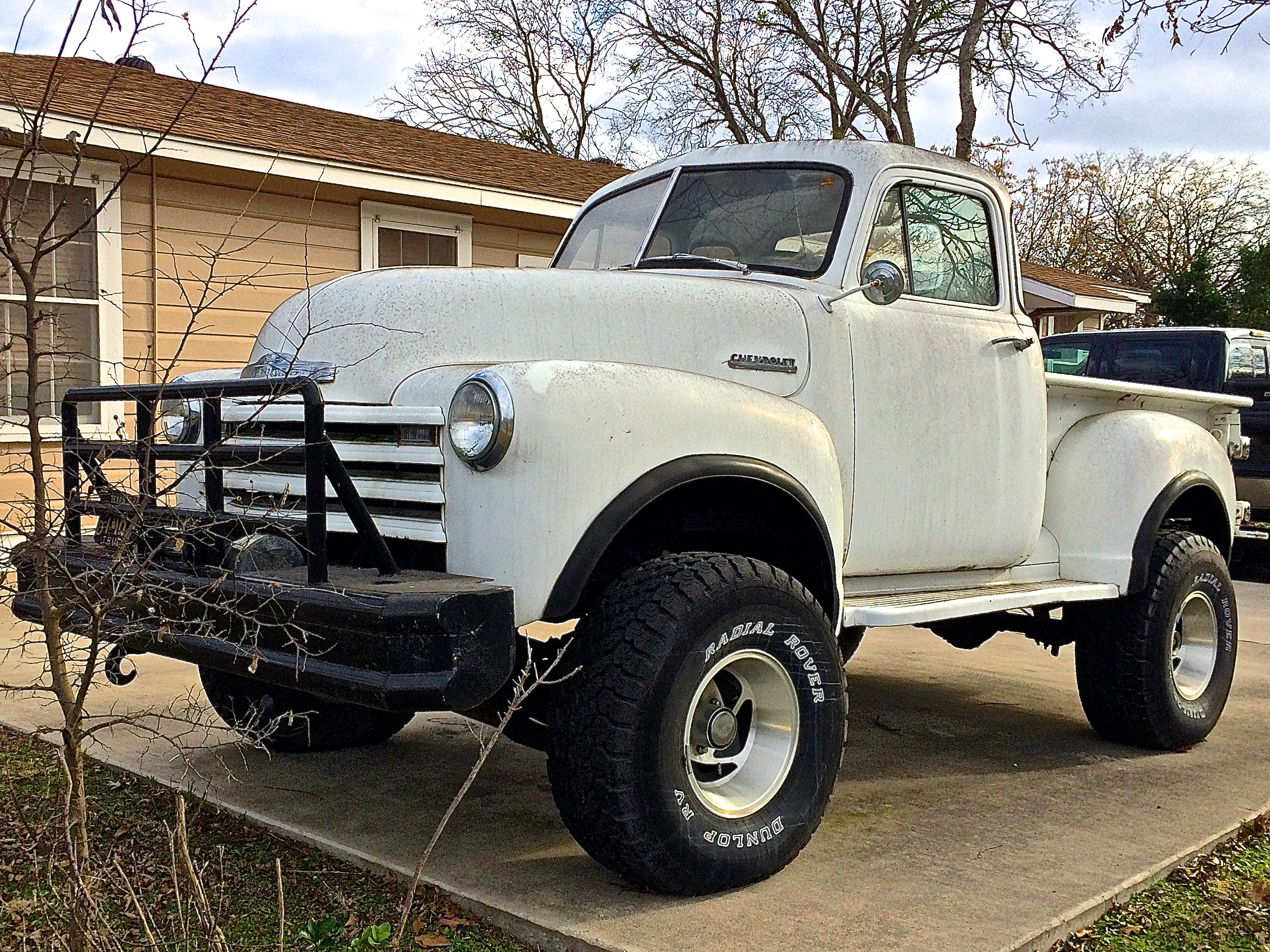 1952 Ford Truck Lifted Olivero 1951 52 Pick Up Chevrolet Pickup 44 In Crestview Neighborhood N