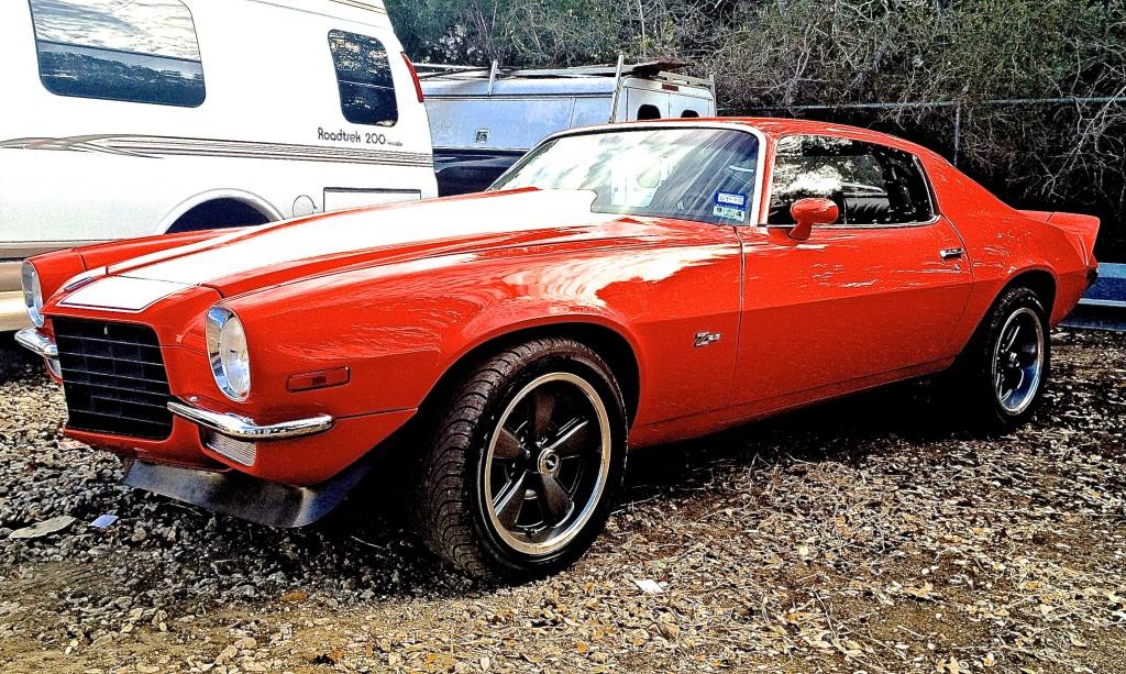 1971 Camaro Z28 For Sale At Motoreum Atx Car Pictures