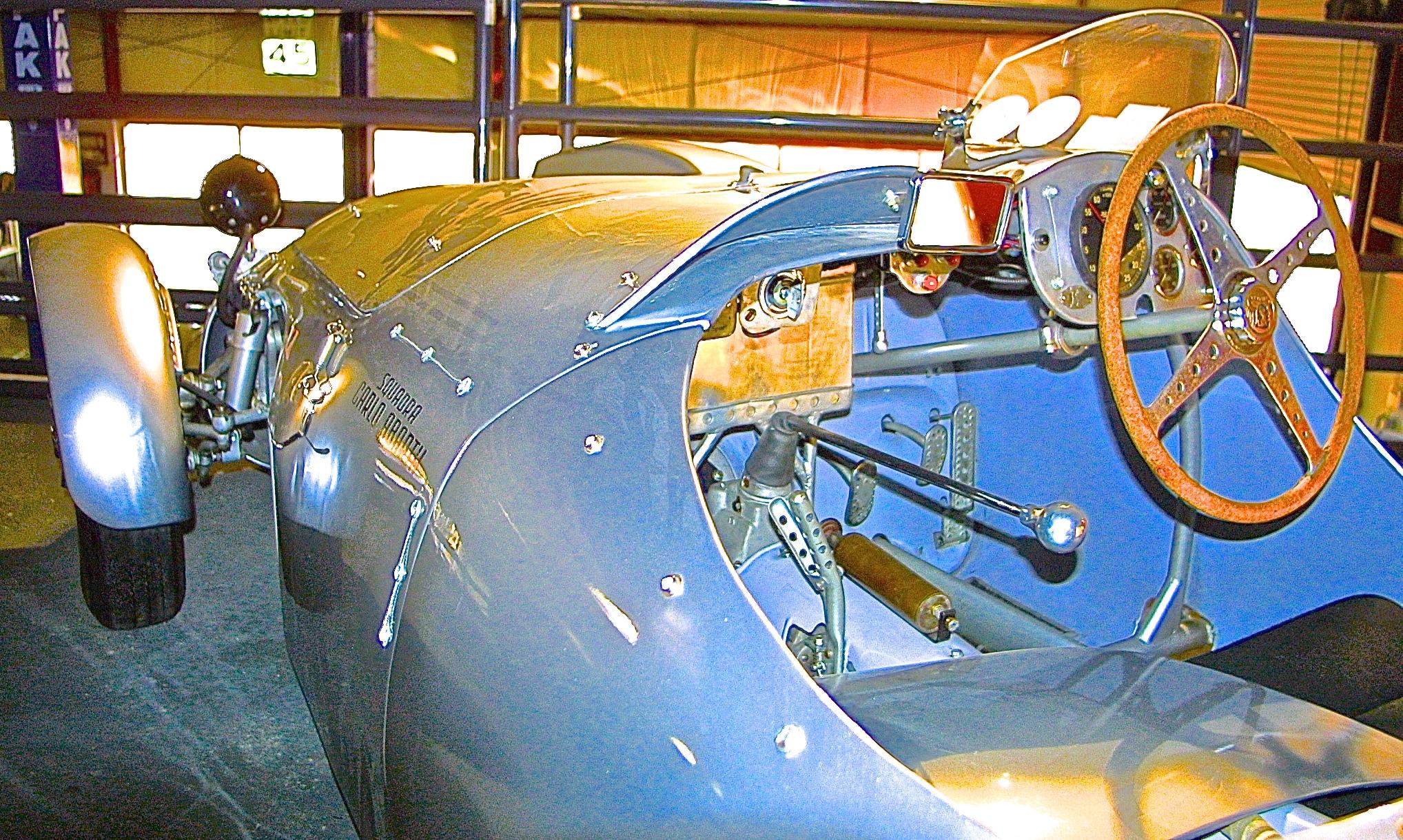 1950 Cisitalia Abarth 204 A Spyder Sport in Austin TX