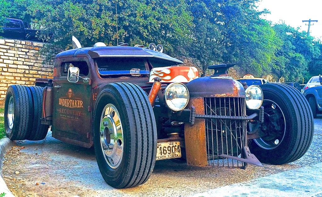1948 Diamond t Tow Truck