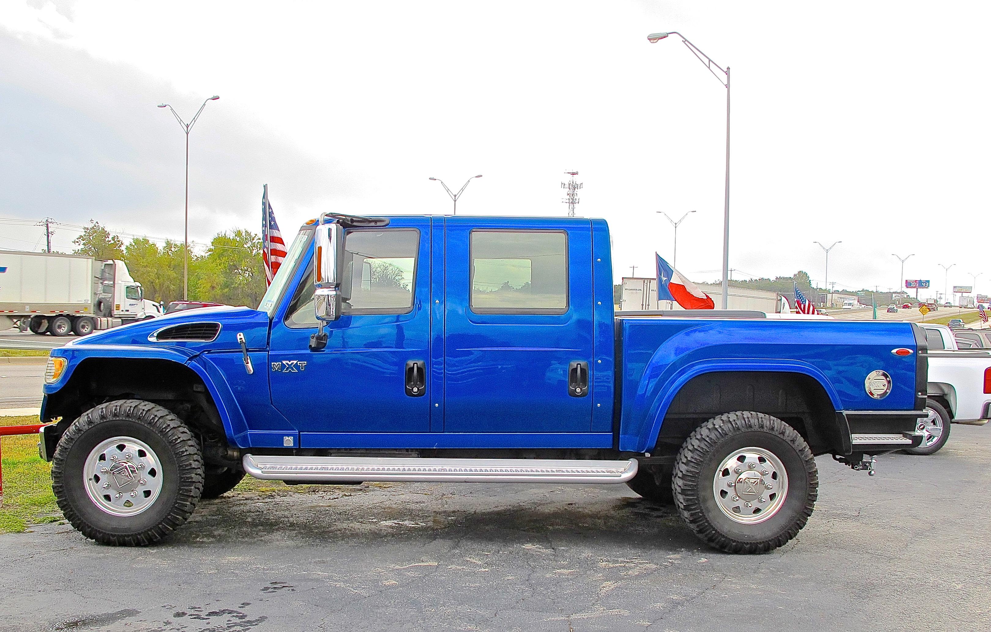 Truck For Sale International Mxt Truck For Sale